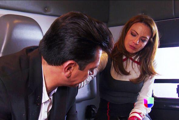 Vamos Ana y Fernando, tengan fe en que Diego se salvará.