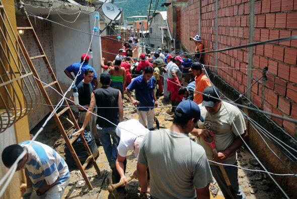 El ministro comisionado de la Copeco, Lisandro Rosales, dijo en rueda de...