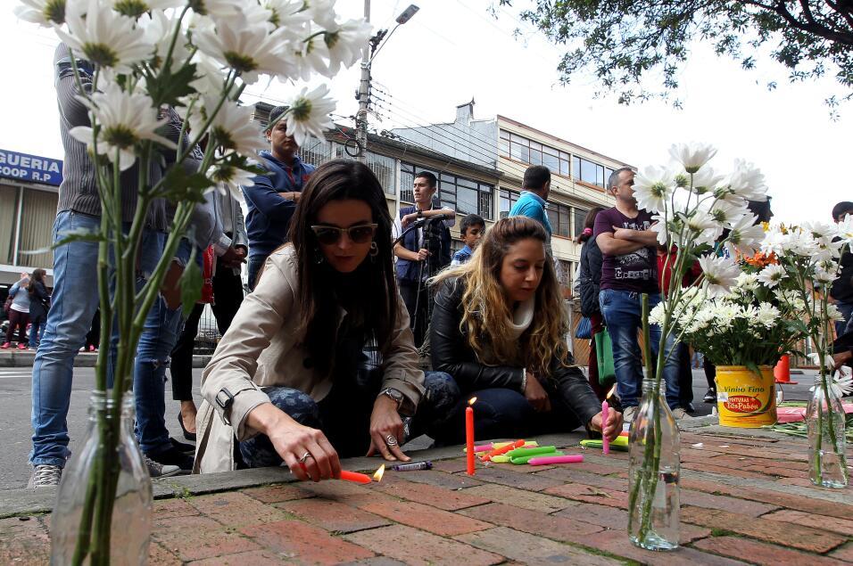 Yuliana Andrea Samboni Muñoz fue raptada en el barrio Bosque Calderón el...