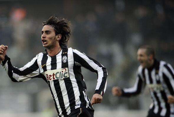 Ese gol fue seguido por otra anotación, esta vez de Alberto Aquilani.