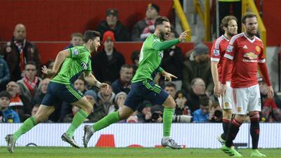 Nueva derrota del Manchester United