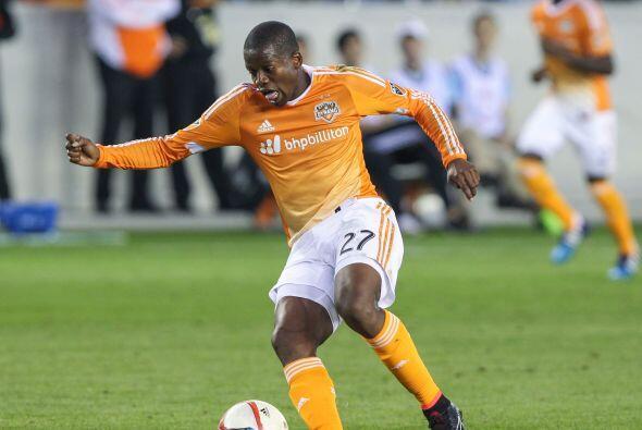 BONIEK GARCÍA (HOU)   El único jugador de la MLS convocado a la Copa Oro...