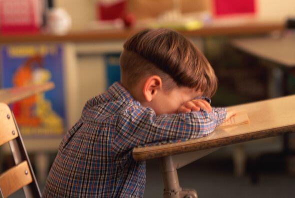 El primer día de clases no siempre es felicidad, algunos niños desarroll...