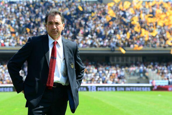 Tras la salida del entrenador del club felino el argentino naturalizado...