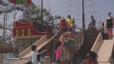 Schlitterbahn, el parque acuático ideal para despedir las vacaciones de verano en Galveston