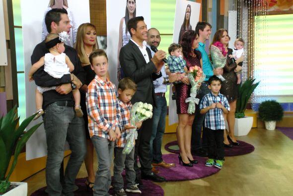 Las familias celebraron junto a nuestras mamacitas este gran logro que h...