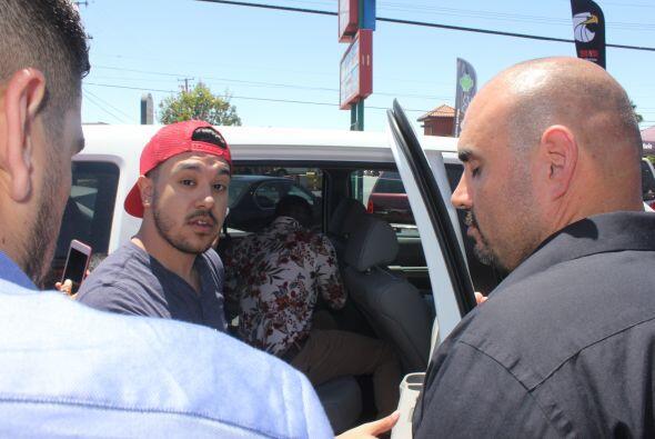 ¡Mangonadas! ¡Llevele... Llevele! Así llegó Kevin Ortiz a San José para...