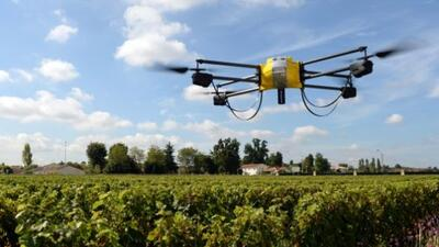 Los drones serán una parte importante de nuestra vida diaria en un futur...