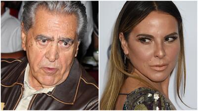 Don Eric del Castillo se disgusta con su hija Kate y esta es la razón