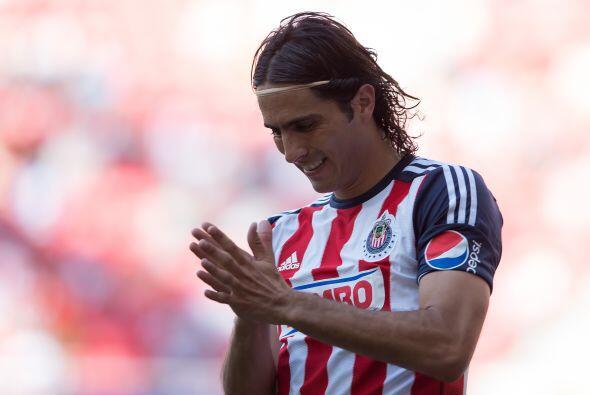 En el Clausura 2014 los tapatíos tuvieron en Omar Bravo y Aldo de Nigris...