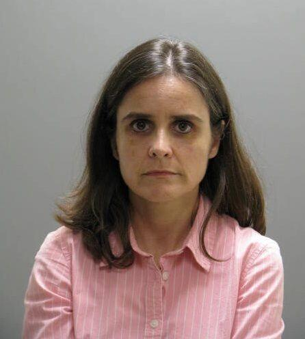 Esta señora es una reconocida oncóloga de Houston, quien presuntamente h...