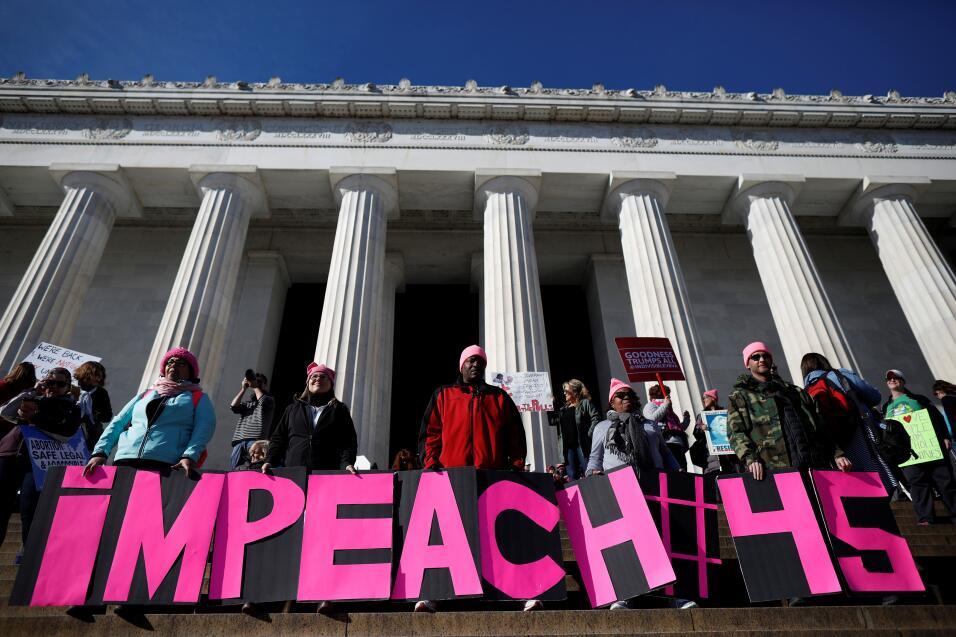 Las mujeres contratacan: lo que comenzó como una marcha, hoy es la fuerz...