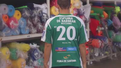 Equipo brasileño convirtió los números de sus jugadores en 'ofertones' de supermercado