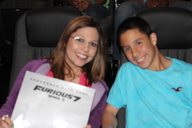 Furious 7 Premiere