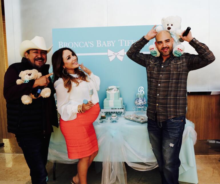 El Baby Shower de La Bronca
