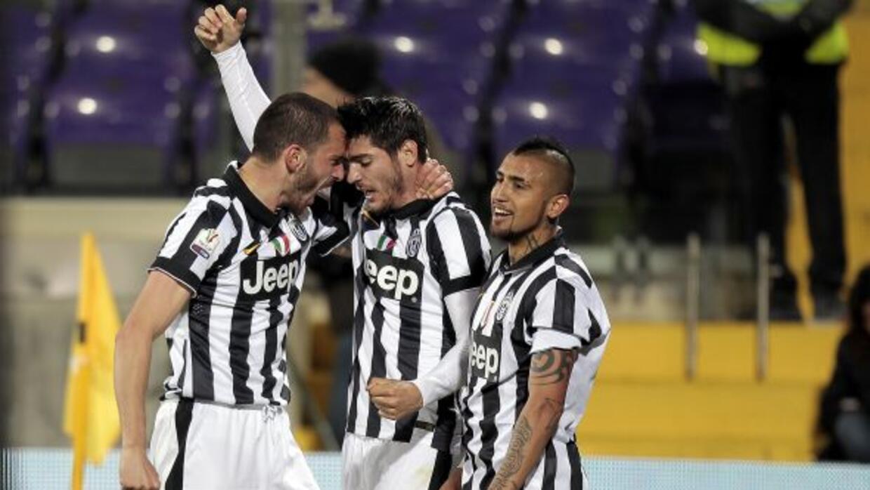 El club 'bianconero' echó a la Fiore con una goleada a domicilio.
