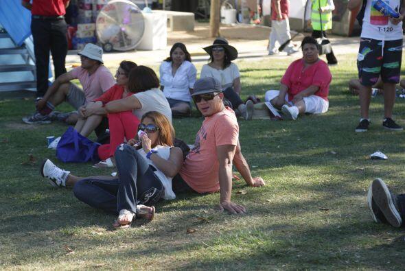 Durante nuestro Uforia Fest llegaron muchas personas a disfrutar de todo...