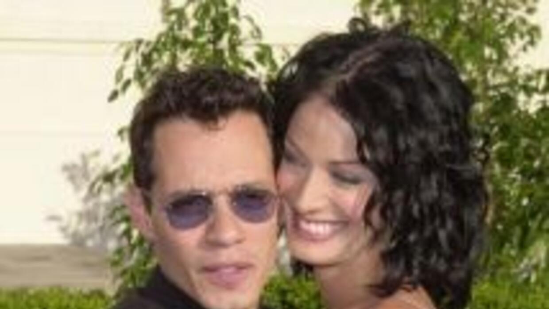 Marc Anthony y Dayanara se separaron en 2004.