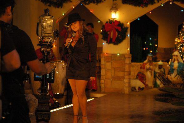 En el año 2006, la cantante pidió que Santa le trajera 'sa...