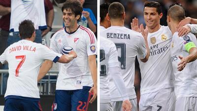 Oficial: Real Madrid será el rival de las Estrellas de la MLS en el MLS...