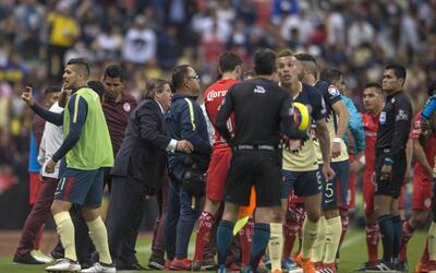 Miguel Herrera y América perdieron el invicto en el Clausura 2018...