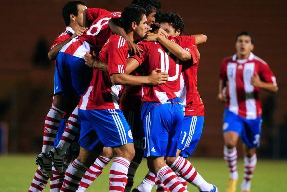 Un golazo de Iván Torres, le dio el triunfo a Paraguay por 1-0 an...