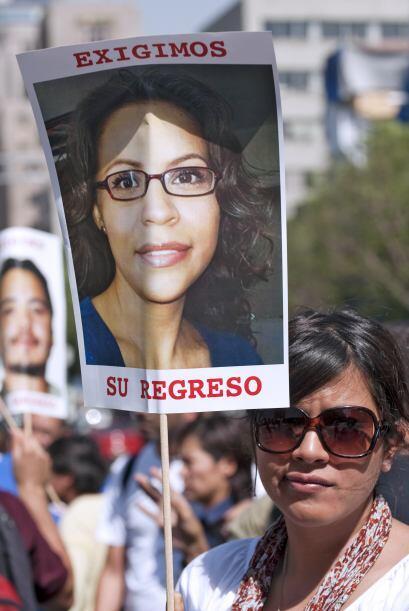 Los agresores no son detenidos en más de un 90 por ciento de los asesina...