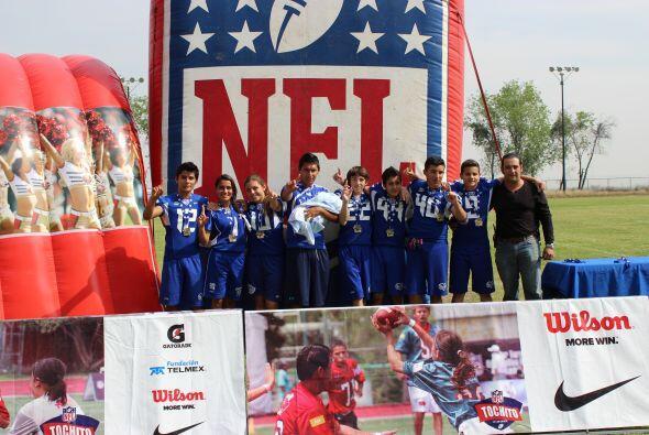 ¡Felicidades a Club Carneros! fueron los campeones en Jalisco.
