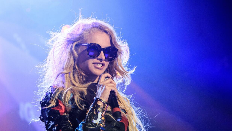 La cantante no tiene miedo de perder su fama.
