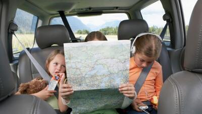 Es importante mantener a todos los ocupantes con cinturón de seguridad.