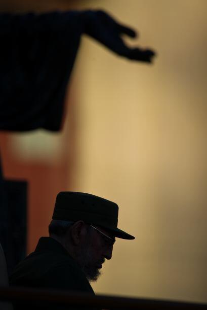 En dicha ocasión el ex mandatario cubano convocó a una ses...