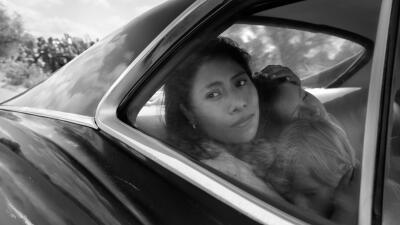 """""""La película Roma es una carta de amor a las empleadas domésticas indígenas"""", dice su protagonista, Yalitza Aparicio"""