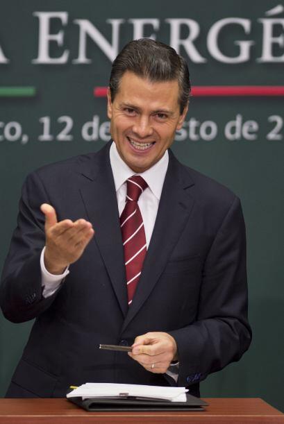 Por su lado, bajo el Gobierno de Enrique Peña Nieto, México también expe...