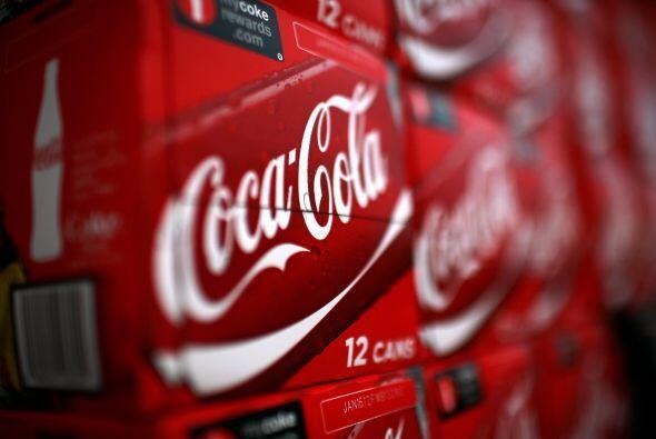 COCA-COLA- Esta compañía internacional superó las expectativas de 2011 p...