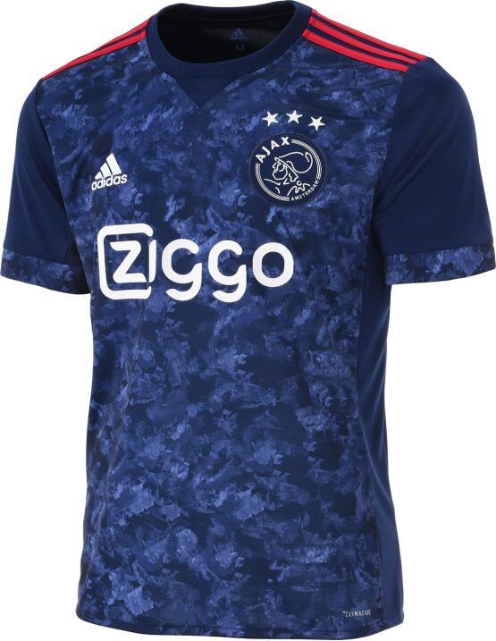 10. A.F.C. Ajax - Adidas (Holanda)