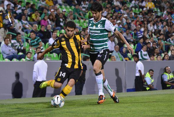 Santos no jugó de manera brillante en Torreón, pero fue muy efectivo, cu...