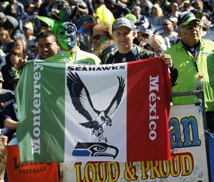 El segundo mercado internacional más importante para la NFL es México.