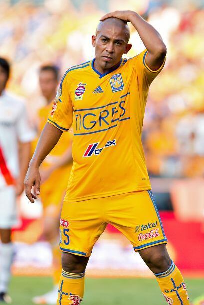 Egidio Arévalo conoce perfectamente el fútbol mexicano y ahora vestirá l...