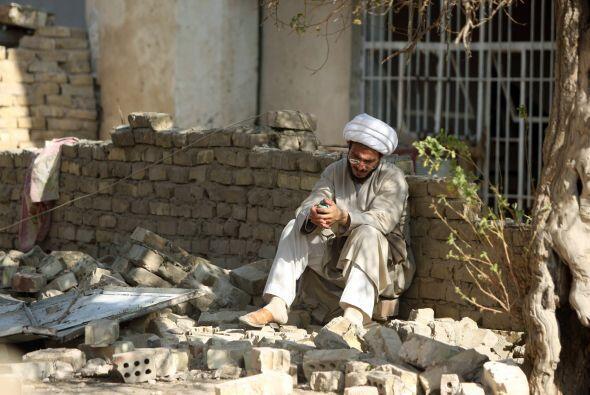 El propio gobierno norteamericano estima que han muerto 100,000 civiles...