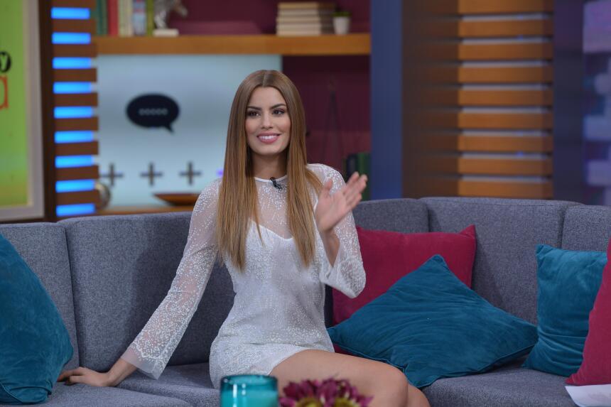 ¡Miss Colombia pasó un día increíble con El Gordo y La Flaca! DSC_3351.JPG