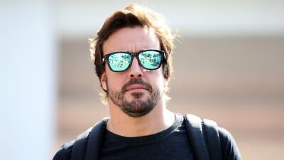 Fernando Alonso 'coquetea' con la IndyCar