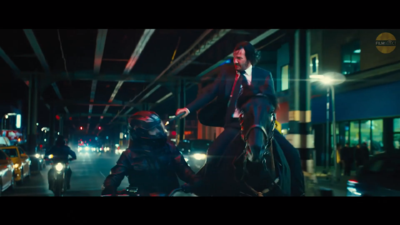 Trailer released for 3rd Chapter of the John Wick series