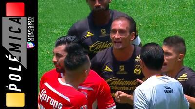 ¿Qué diablos pasó en Toluca? Arbitraje cuestionable en la Jornada 1 | LA POLÉMICA