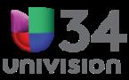 LOS ANGELES, CA  - UNIVISION 34 - NUEVO LOGO TV