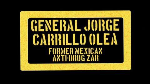 Jorge Carrillo Olea on El Chapo Guzman