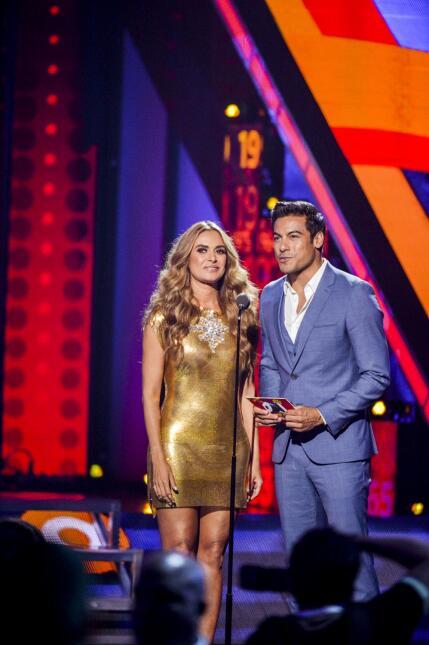 La bella Galilea Montijo promocionó el gran estreno de #VaPorTi y...