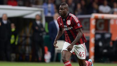 El italiano regresaría al Milan