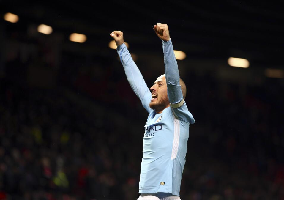 19. David Silva (Manchester City / España) - un punto