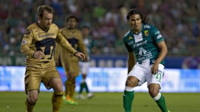 León vs Pumas Clausura 2014