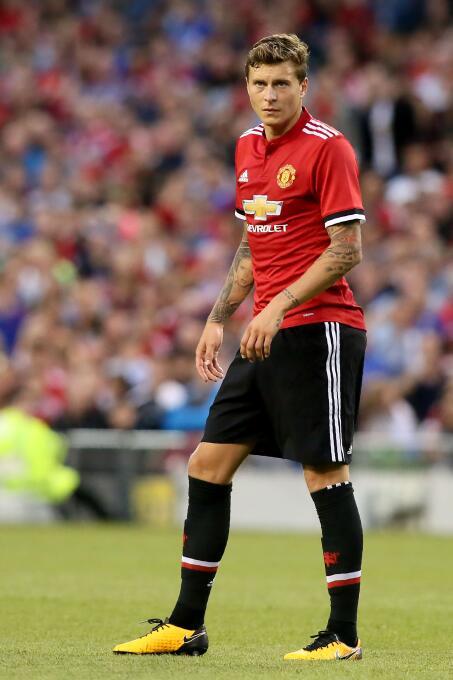 Victor Lindelöf (Manchester United): una apuesta de Mourinho por este de...
